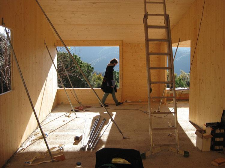 TRAZAR EN MADERA - Madera y Construcción