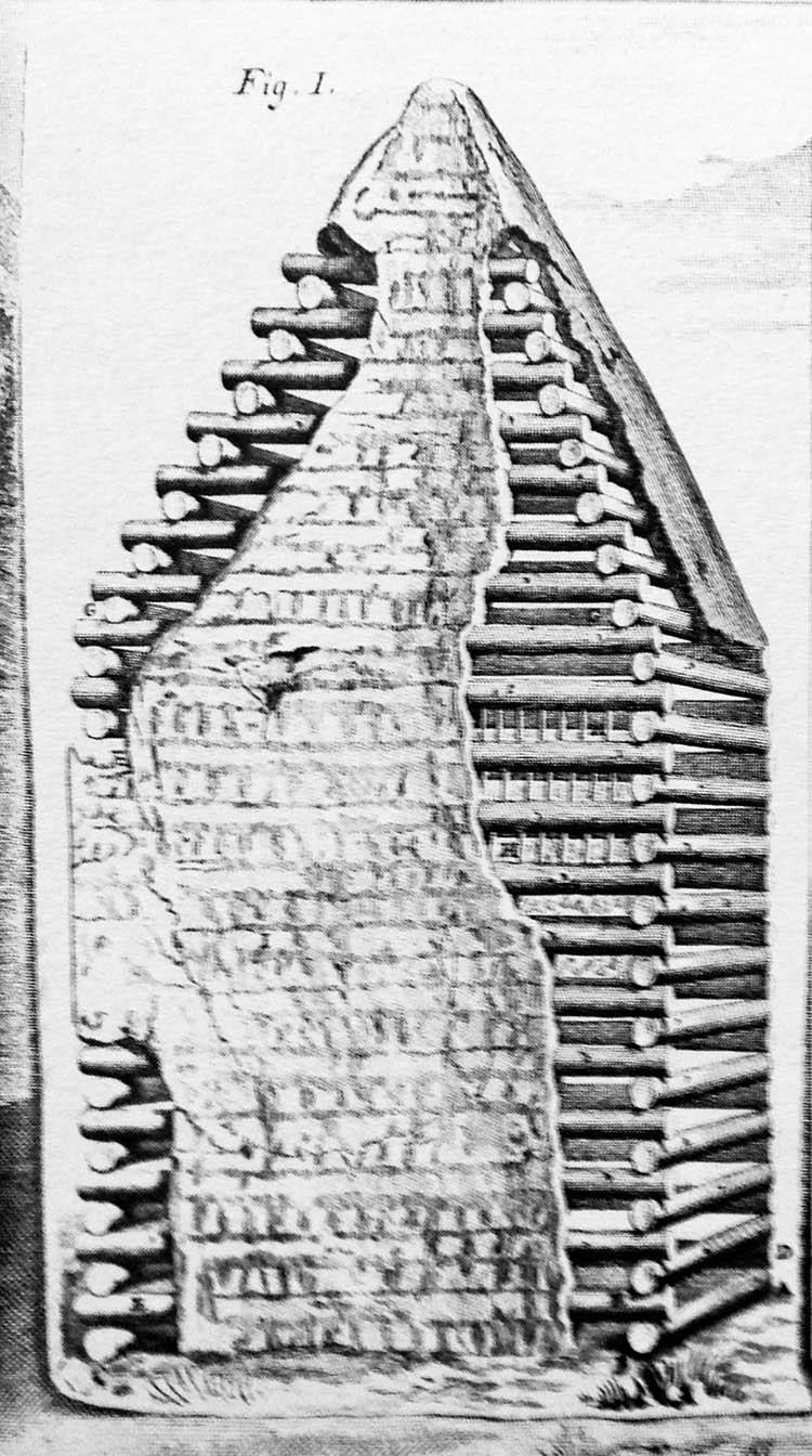 Representación de Perrault.