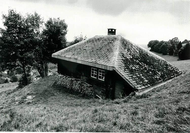 La Cabaña Primitiva de Heidegger