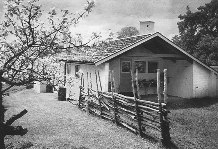 La Cabaña Primitiva de E.G. Asplund