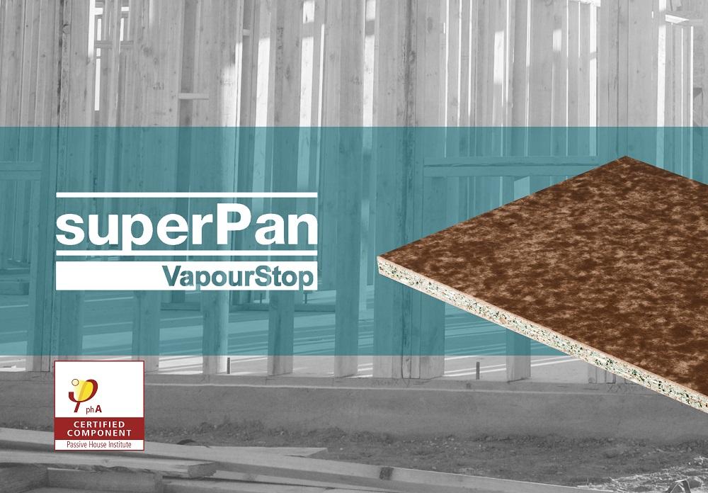 Tablero SuperPan VapourStop