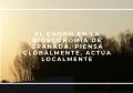 EL CHOPO EN LA BIOECONOMÍA DE GRANADA. PIENSA GLOBALMENTE, ACTÚA LOCALMENTE